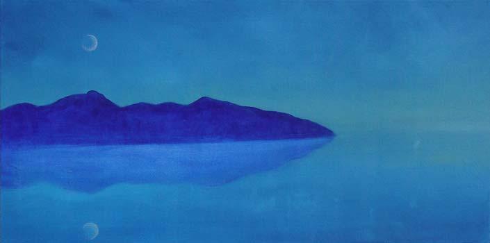 Blue Dusk - 1003
